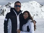 The Chelsea captain, 36, and his wife Toni, 35, were 'very shaken' when they got back from the French Alps to find their house burgled. They are pictured skiing on Tuesday