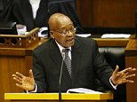 South African President Jacob Zuma has called for the country's constitution to be changed to allow land seizures without compensation