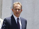 Tony Blair attended a secret meeting at the White House to discuss working for Donald Trump