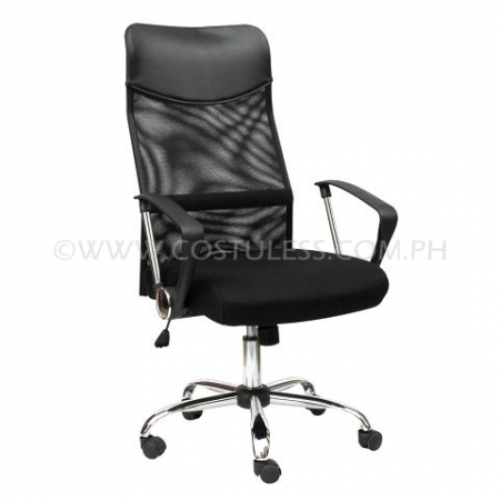 Ergodynamic™ High back Mesh Office Chair with armrests