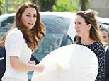 MissDeacon has been the private secretary for Kate Middleton (pictured together) since  being appointed in 2012
