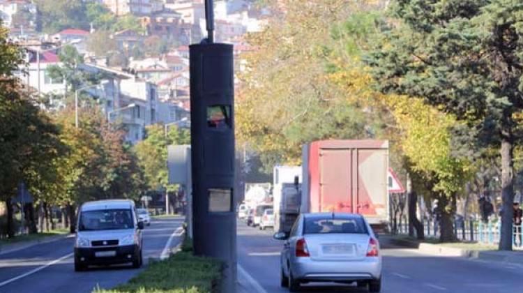 Trafik radarlarında yeni dönem