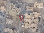 This is the moment an ISIS suicide bomber approached an Iraqi patrol in Mosul