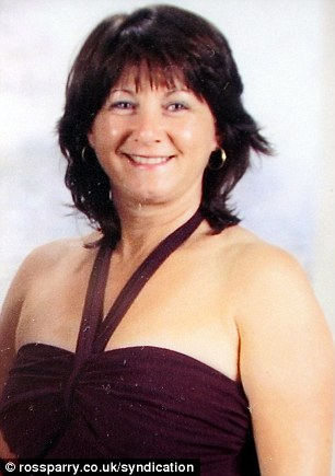 Killed: Farm owner Judith Garnett was  shot to death in the attic of her Leeds home by ex-soldier Aarron Wilkinson