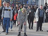 Dead men and women were walking the streets of central Manchester this week.Their zombie-like appearance was caused by a powerful new strain of the synthetic drug known as 'spice'