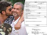 George Michael's official death certificate shows that a coroner decided an inquest was not needed to discover how he died