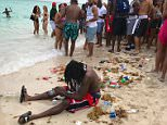 Hundreds of thousands of rowdy college students are beginning to descend upon South Beach in Miami for Spring Break