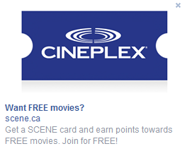 Want FREE movies?