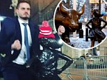 A disturbing photo of a 'douchebag' (pictured) humping Fearless Girl, a statue meant to symbolize the power of women, went viral just a day after millions celebrated and honored women on International Women's Day