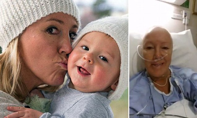 Mother with cancer fights to have both breasts removed