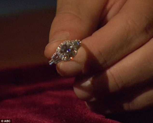 Bach bling!When Nick proposed to Vanessa on Monday's finale of The Bachelor it was with a stunning diamond ring