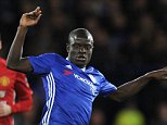 N'Golo Kante was superb for Chelsea in their win over Manchester United