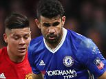 Striker Diego Costa insists he is 'feeling very good' at Chelsea this season