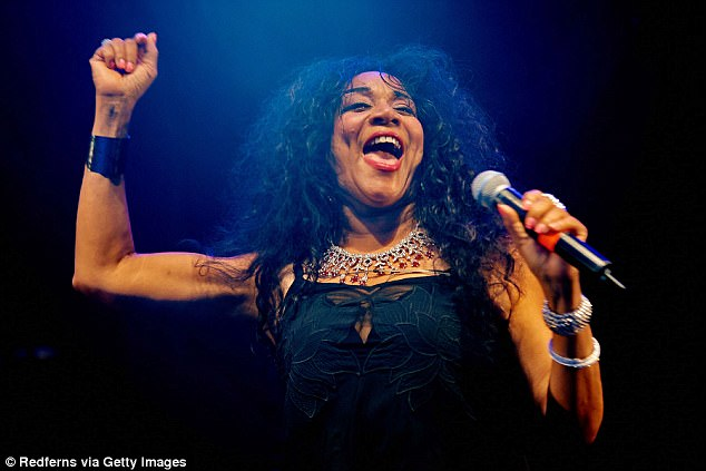 Legend: Joni Sledge died of natural causes due to a preexisting medical condition according to a TMZ report on Tuesday