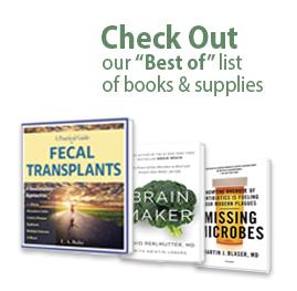 Fecal Transplant Books