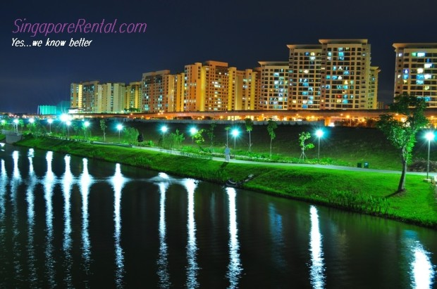 http://www.dreamstime.com/stock-image-punggol-waterway-parks-apartments-image21925751