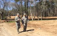 Georgia Air National Guard aids Wellston Park