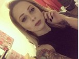 Abused: Chelsea Dann, 18, was contacted by a man offering £15 an hour to clean his house