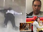 A picture purported to show the man who was shot dead at Paris Orly airport this morning after snatching a soldier's gun