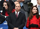 Au revoir! The Duke and Duchess of Cambridge have bid a fond farewell to Paris after wowing the French people during their two-day Brexit charm offensive