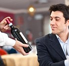 You should order the cheapest wine!