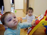 Toddler Gabriel, one, died and his twin sister Maria was left fighting for her life following an alleged hammer attack