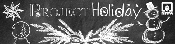 Project Holiday 2014 banner