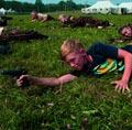 俄罗斯青少年军训营