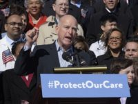 Jerry Brown Rejects Universal Health Care for California