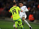 Tottenham midfielder Dele Alli has been suspended for three European club matches
