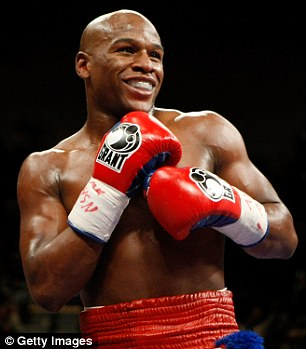Mayweather, however, has denied that he beat his ex-girlfriend, though he was arrested more than once on reports that he did so