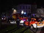 A shooting in the northern French city of Lille has left many wounded, it has been reported