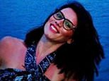 Andreea Cristea, 29, was rescued alive following the atrocity, which saw three people killed on the bridge before the driver murdered a police officer in a knife attack