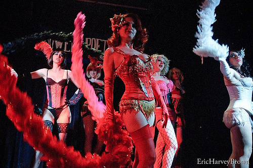 New York School of Burlesque, Storybook Burlesque, The Burlesque Handbook