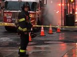 A large explosion was heard in downtown Manhattan early Friday morning, near Union Square