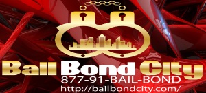 bail bond city logo, inmates, bondsmen, mugshots
