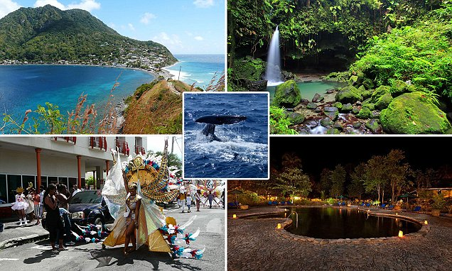 Dominica's Pagua Bay House and Rosalie Bay Resort