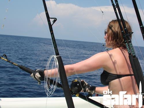 Рыбалка в Коста-Рике. Фото О.Елагина www.trophyhunt.ru