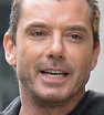 Judge and jury: The Voice UK coach Gavin Rossdale left Media City in Manchester following an appearance on BBC Breakfast ahead of the show's live finale