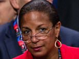Richard Grenell, the diplomat in line to be the Trump administration's NATO ambassador, said Monday that State Department insiders have discussed Susan Rice's role in an 'unmasking' scandal for weeks