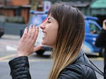 Hello gorgeous! One man turned to chat to the woman who yelled at him in the street