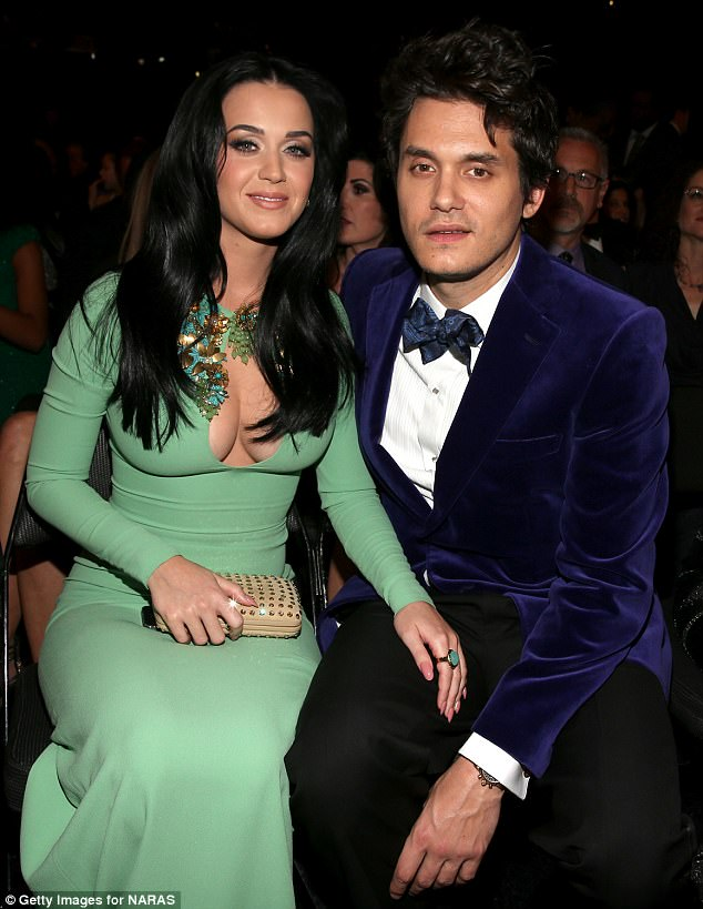 Hard to replace: Even Katy's ex-boyfriend John Mayer revealed this month that his song Still Feel Like Your Man is about Katy