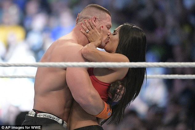 It's decided! Newly engaged Nikki Bella's revealed that she and her fiancé John Cena won't be having children - and suggested it was he who'd made the call
