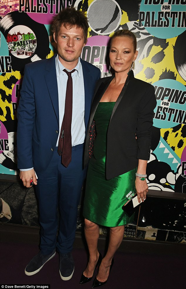Wanting him back: Her outing comes after reports she was 'gutted' to be apart from her 30-year-old beau, as he allegedly undergoes detox treatment in the US, where he is said to have been for the past two months after being sent by his parents, Debonnaire and Leopold