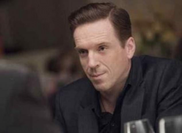 Slick role: Damian as hedge fund managerBobby 'Axe' Axelrod on TV drama Billions