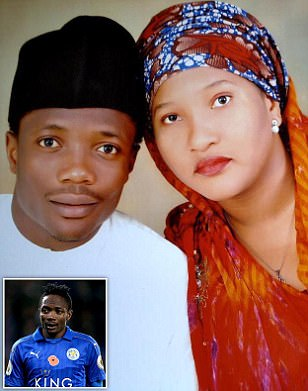 Leicester City's Ahmed Musa arrested over 'wife beating'