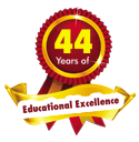 44 years of educational excellance