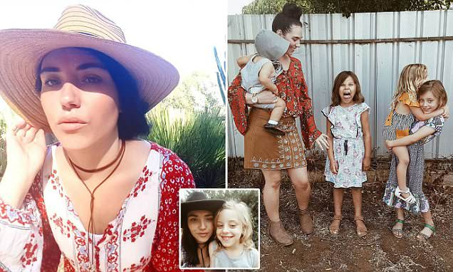 Mother-of-four Stevie Niki opens up about her abortion
