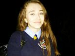 Missing: Police said Emily Henslowe (pictured), 15, was last seen by a family member leaving her home this morning