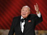 Gone away: Don Rickles passed away on Thursday at his Los Angeles home (above in 2007)